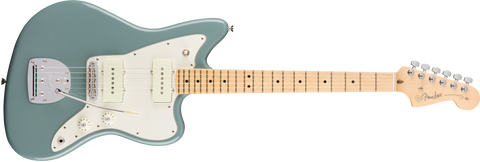 American Professonal Jazzmaster Maple Neck Sonic Gray 0113092748