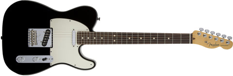 Fender American Standard Telecaster, Rosewood Fingerboard, Black 0113200706 - L.A. Music - Canada's Favourite Music Store!