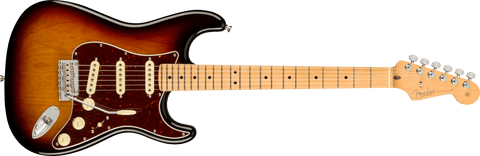 Fender  American Professional II Stratocaster Maple Fingerboard 3-Color Sunburst F-0113902700