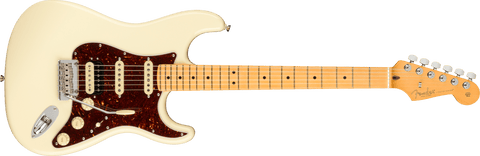 Fender American Professional II Stratocaster HSS Maple Fingerboard Olympic White F-0113912705