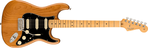 Fender American Professional II Stratocaster HSS Maple Fingerboard Roasted Pine F-0113912763