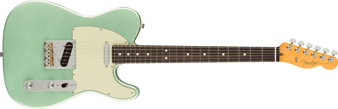 Fender  American Professional II Telecaster Rosewood Fingerboard Mystic Surf Green F-0113940718