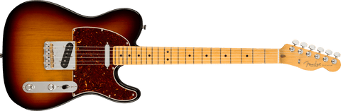 Fender American Professional II Telecaster Maple Fingerboard 3-Color Sunburst F-0113942700