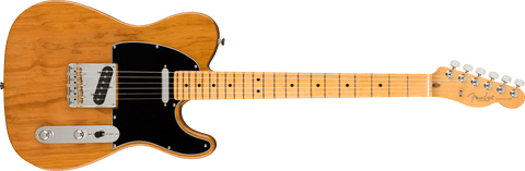 Fender American Professional II Telecaster Maple Fingerboard, Roasted Pine F-0113942763