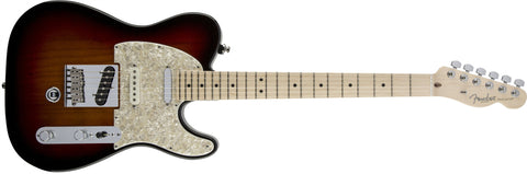 Fender American Nashville B-Bender Telecaster®, Maple Fingerboard, 3-Color Sunburst 0118342700