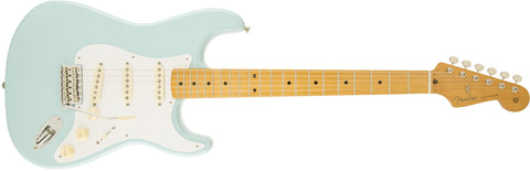 Fender Classic Series '50s Stratocaster®, Maple Fingerboard, Daphne Blue 0131002304 - L.A. Music - Canada's Favourite Music Store!
