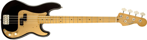 Fender '50s Precision Bass®, Maple Fingerboard, Black 0131702306 - L.A. Music - Canada's Favourite Music Store!