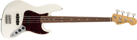 Fender '60s Jazz Bass Olympic White 0131800305