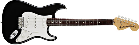 Fender Classic Series '70s Stratocaster®, Rosewood Fingerboard, Black 0137000306 - L.A. Music - Canada's Favourite Music Store!