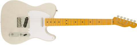 Fender Classic Series '50s Telecaster® Lacquer, Maple Fingerboard, White Blonde 0140063701