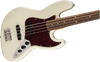 Fender 60s Jazz Bass Lacquer Pau Ferro Fingerboard Olympic White