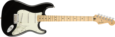 Fender Player Stratocaster, Maple Fingerboard, Black 0144502506