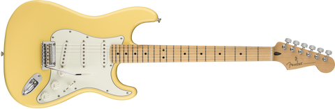 Fender Player Stratocaster, Maple Fingerboard, Buttercream 0144502534