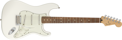 Fender Player Stratocaster, Pau Ferro Fingerboard in Polar White 0144502515