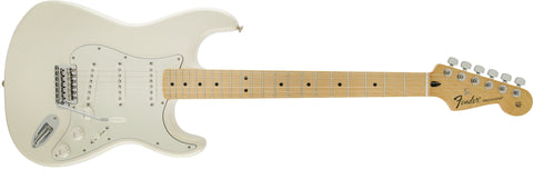 Fender Standard Stratocaster®, Maple Fingerboard, Arctic White 0144602580 - L.A. Music - Canada's Favourite Music Store!