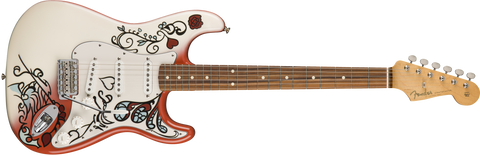 Fender Jimi Hendrix Monterey Stratocaster Limited Edition 0144953340