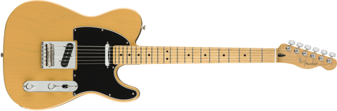 Fender Player Telecaster, Maple Fingerboard, Butterscotch Blonde 0145212550