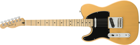 Fender Player Telecaster Left-Handed, Maple Fingerboard, Butterscotch Blonde 0145222550