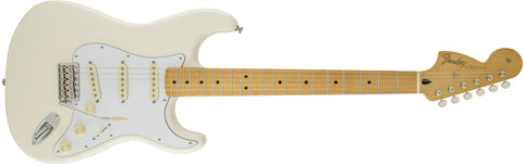 Fender Jimi Hendrix Stratocaster®, Maple Fingerboard, Olympic White 0145802305 - L.A. Music - Canada's Favourite Music Store!
