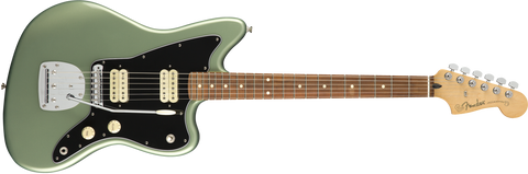 Fender Player Jazzmaster, Pau Ferro Fingerboard, Sage Green Metallic 0146903519