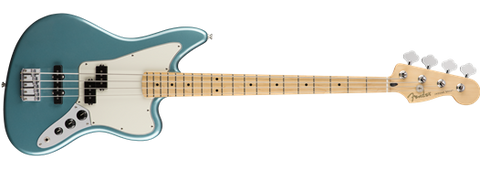 Fender Player Jaguar Bass, Maple Fingerboard, Tidepool 0149302513