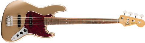 Fender Vintera 60s Jazz Bass Firemist Gold