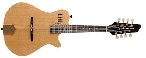 Godin Guitars A8 Mandolin Natural Semi-Gloss 016488 - L.A. Music - Canada's Favourite Music Store!