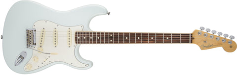Fender Limited Edition American Standard Stratocaster® Channel Bound, Rosewood Fingerboard, Sonic Blue 0170214772