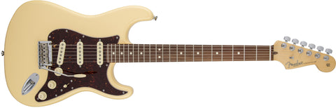Fender Limited Edition American Standard Stratocaster®, Rosewood Fingerboard, Vintage White 0170219741