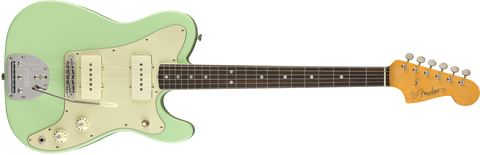 Fender Limited Edition Jazz-Tele Parallel Universe Series in Surf Green