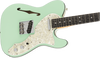 Fender 2019 Limited Edition Two-Tone Telecaster Ebony Fingerboard Surf Green F-0176203757