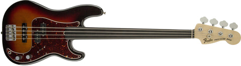 Fender Tony Franklin Fretless Precision Bass®, Ebony Fingerboard, 3-Color Sunburst 0190085800 - L.A. Music - Canada's Favourite Music Store!