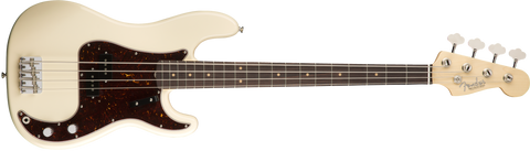FENDER American Original '60s Precision Bass® Rosewood Fingerboard Olympic White