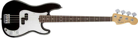 Fender Standard Precision Bass Black Electric Bass Guitar 0136100306 - L.A. Music - Canada's Favourite Music Store!