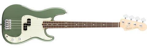 American Professonal Precision Bass Rosewood Neck Antique Olive 0193610776 - L.A. Music - Canada's Favourite Music Store!