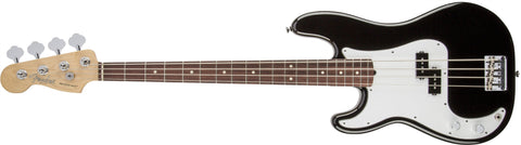 Fender American Standard Precision Bass® Left-Handed, Rosewood Fingerboard, Black 0193620706 - L.A. Music - Canada's Favourite Music Store!