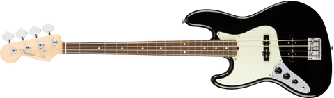 Fender American Pro Jazz Bass Left-Hand, Rosewood Fingerboard, Black F-0193920706