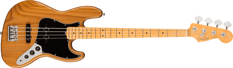 Fender American Professional II Jazz Bass Maple Fingerboard Roasted Pine F-0193972763