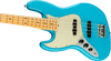 Fender American Professional II Jazz Bass Left Hand Maple Fingerboard Miami Blue F-0193982719