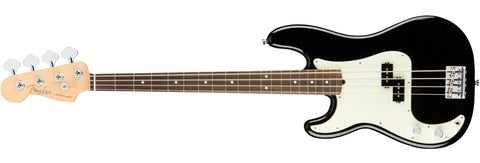 Fender American Professional Precision Bass Left Handed Rosewood Neck Black 0194620706