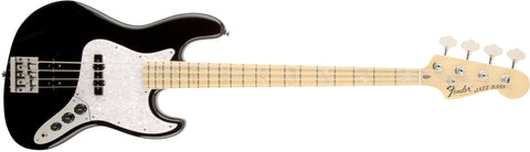 Fender U.S.A. Geddy Lee Jazz Bass®, Maple Fingerboard, Black 0197702806 - L.A. Music - Canada's Favourite Music Store!