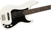 Fender American Performer Precision Bass Rosewood Fingerboard - Arctic White