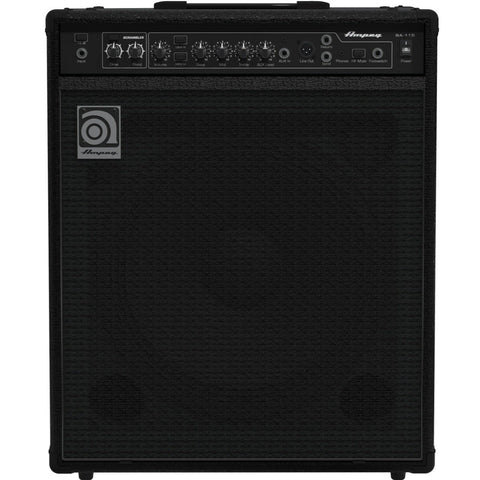 Ampeg BA115v2 150W RMS Single 15'' Ported Hornloaded Combo with Scrambler