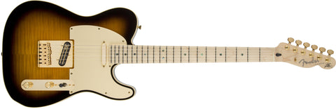 Fender Richie Kotzen Telecaster®, Maple Fingerboard, Brown Sunburst 0255202532 - L.A. Music - Canada's Favourite Music Store!