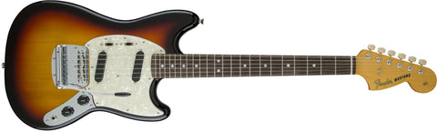 Fender '65 Mustang®, Rosewood Fingerboard, 3 Color Sunburst 0273706500