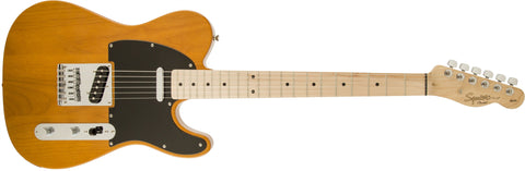 Squier Affinity Series Telecaster, Maple Fingerboard, Butterscotch Blonde 0310203550