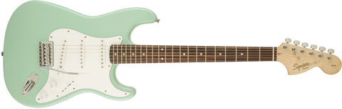 Squier Affinity Series Stratocaster, Rosewood Fingerboard, Surf Green 310600557