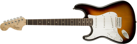 Squier Affinity Series Stratocaster, Left-Handed, Brown Sunburst 0370620532
