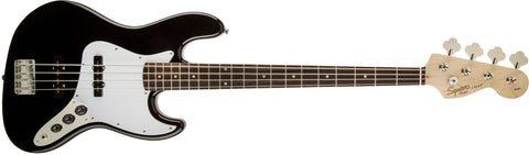 Squier Affinity Jazz Bass, Rosewood Fingerboard, Black 0310760506