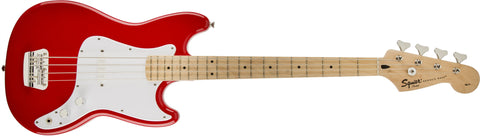 Squier Bronco Bass, Maple Fingerboard, Torino Red 0310902558